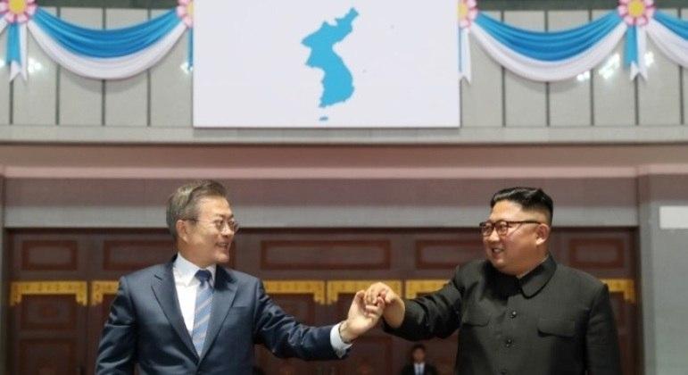 Países tentaram estreitar laços em um passado recente