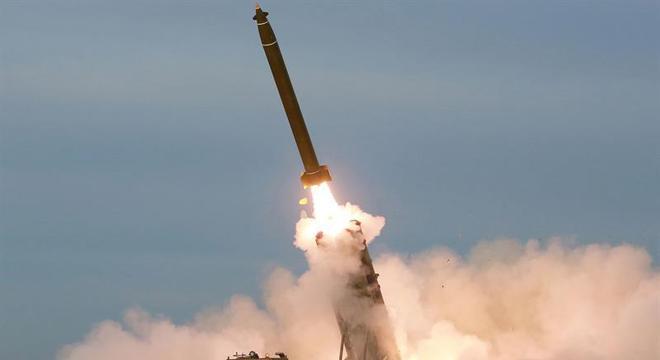 Dinheiro teria financiado programa de mísseis nucleares  da Coreia do Norte