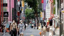 Coreia do Sul tem recorde de casos de covid e aumenta restrições