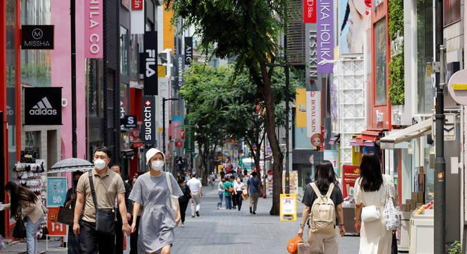 Coreia do Sul aumenta medidas de restrição após aumento de casos