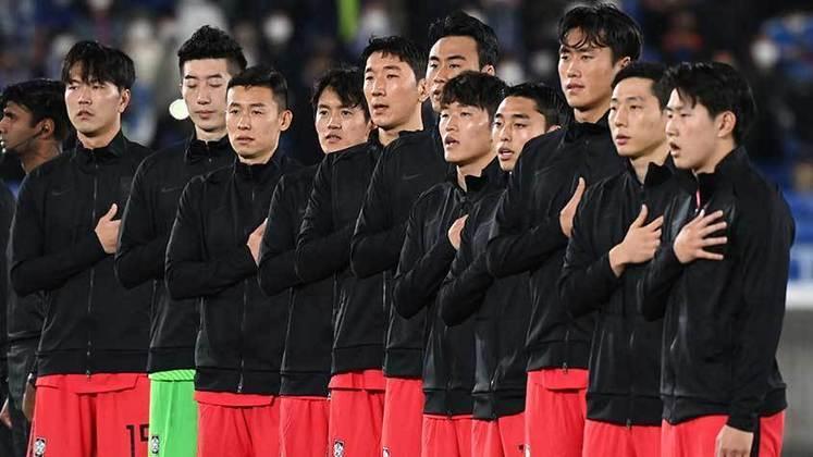 Coreia do Sul - Ásia