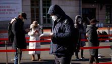 Coreia do Sul afirma ter terceira onda da pandemia sob controle