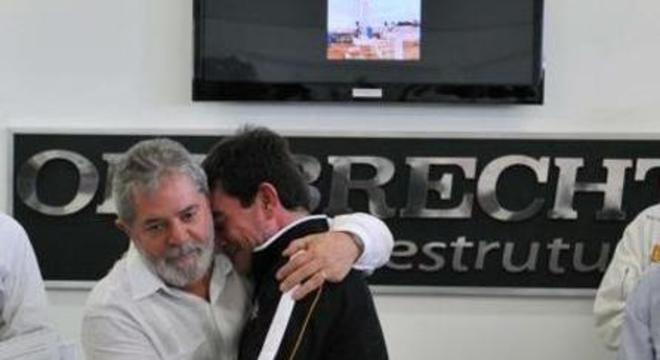 Andrés e Lula. Acordo verbal envolve milhões de reais. E não pode ser cobrado