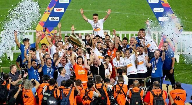 Corinthians, em 2019 o tricampeonato