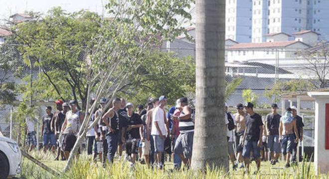 Organizadas ameaçavam quebrar as pernas de Pato. Ponto final no Corinthians