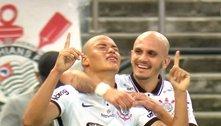 Corinthians digno. Classificou o Palmeiras para as quartas