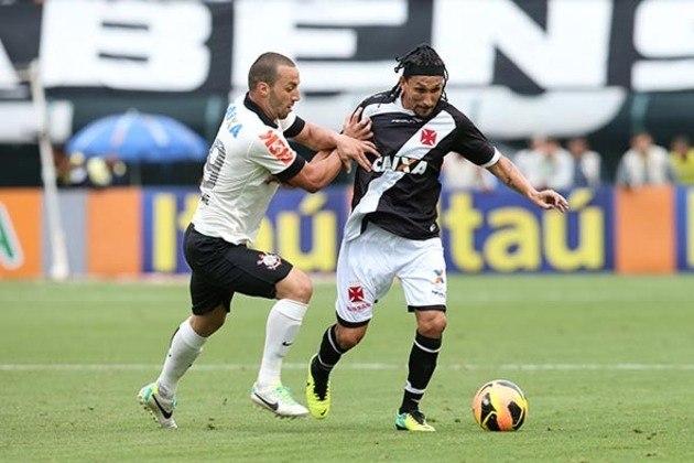 Corinthians 0x0 Vasco – Pacaembu – Brasileiro de 2013
