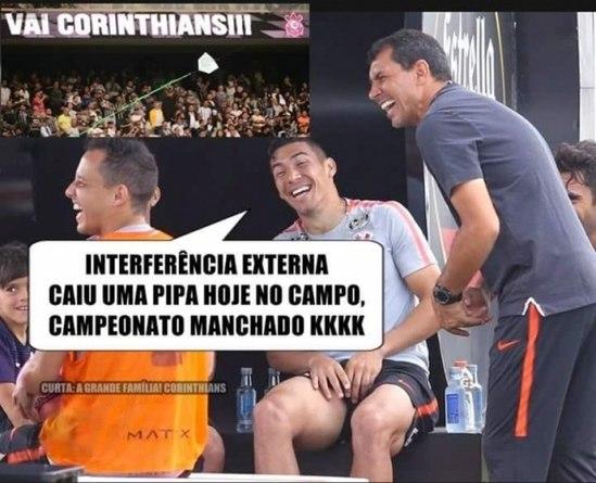 Corinthians 1 x 0 Palmeiras