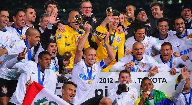 O Corinthians, preferido da Globo em São Paulo, conquista do Mundial 2012