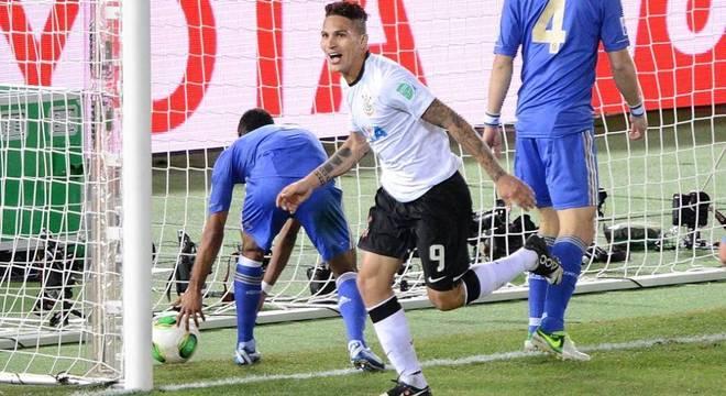 Replay da final do Mundial de 2012. Corinthians é esperança da Globo