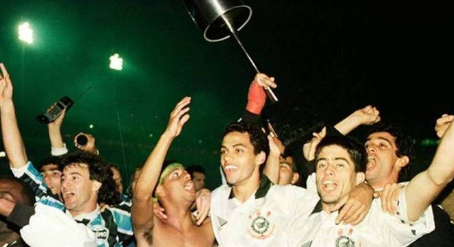 Corinthians campeão da Copa do Brasil. SBT chegou a 42 pontos de audiência