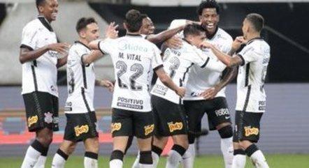 Corinthians vibrante. Intenso. Confiante