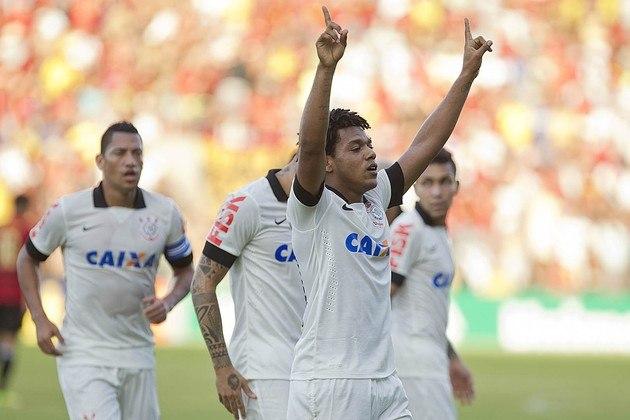 Corinthians: 17º colocado na 6º rodada do Brasileirão de 2012 com 4 pontos. Terminou o campeonato em 6º lugar