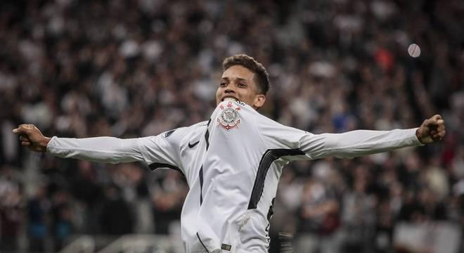 Corinthians na semifinal da Copa Sul-Americana só em vídeo tape na tevê