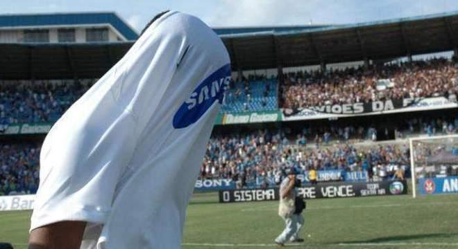 Corinthians rebaixado em 2007. O presidente era também Andrés