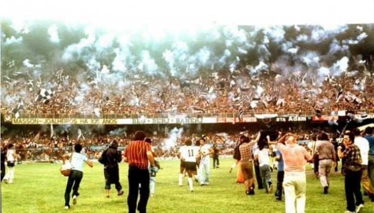 Corinthians 1976 - Média de público como mandante: 47.729