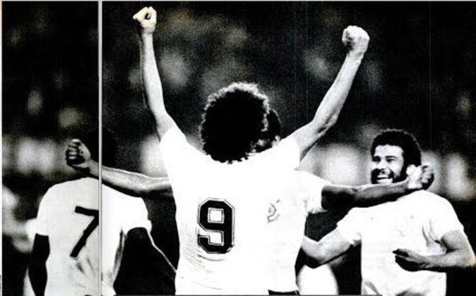 Corinthians 1982 - Média de público como mandante: 60.487