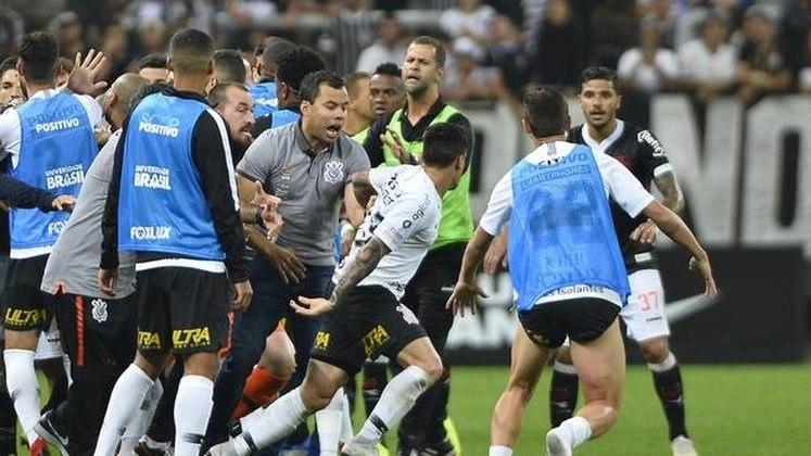 Corinthians 1×0 Vasco – Neo Química Arena – Brasileiro de 2018