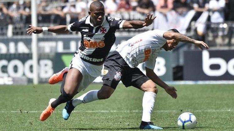 Corinthians 1×0 Vasco – Neo Química Arena – Brasileiro de 2019