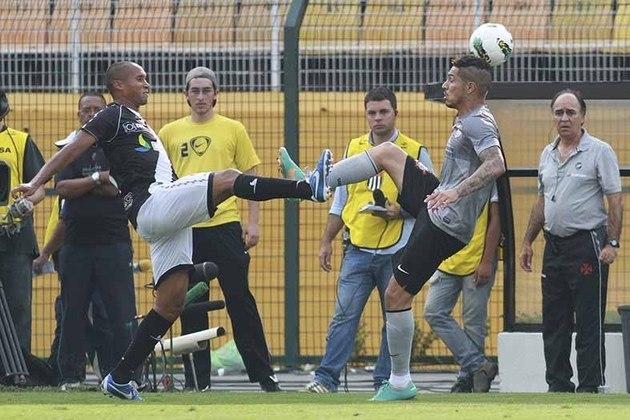 Corinthians 1×0 Vasco – Pacaembu – Brasileiro de 2012