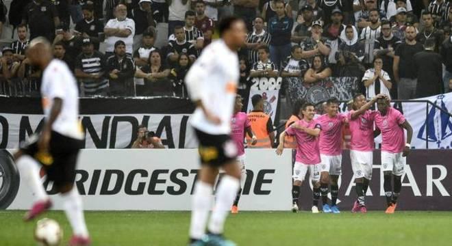 Corinthians 0 X 2 Del Valle