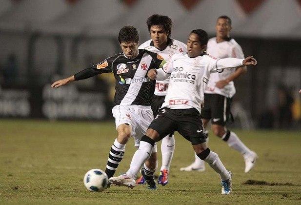 Corinthians 2×1 Vasco – Pacaembu – Brasileiro de 2011