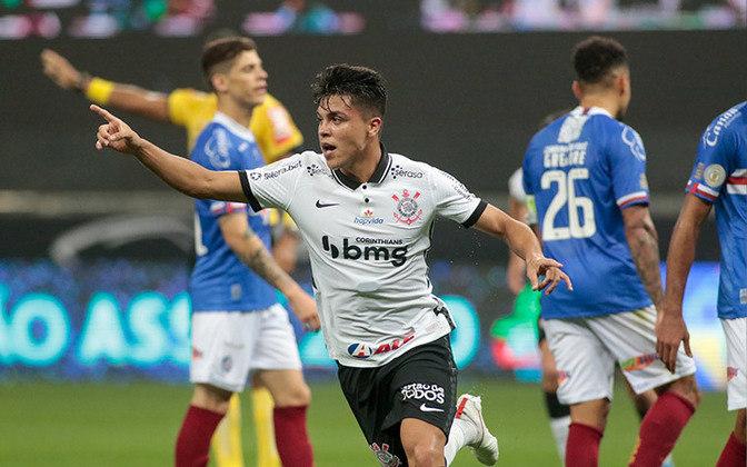 Corinthians, 3 SGs cedidos, 15 gols marcados, 11 jogos disputados- Foram duas partidas em branco com Tiago Nunes (Grêmio fora e Palmeiras com um á menos) e uma com Coelho (Sport na última rodada). É um time quebrava mais gols do que nos últimos anos, mas a falta de entrosamento pode pesar para mais SGs cedidos.