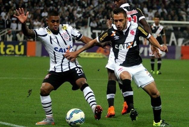 Corinthians 3×0 Vasco – Neo Química Arena – Brasileiro de 2015