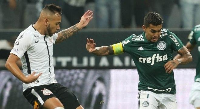 Corinthians e Palmeiras decidirão o título Paulista no próximo domingo (8)