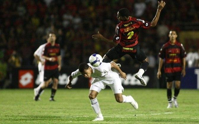 Corinthians e Sport realizaram a final da Copa do Brasil de 2008. No jogo de ida, em São Paulo, vitória do Alvinegro por 3 a 1. Na volta, na Ilha do Retiro, o triunfo do Leão por 2 a 0 garantiu o título ao Sport, pelo gol marcado fora de casa.