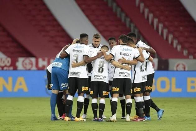 Corinthians: folha salarial: R$ 13,8 milhões - Pontos: 51 - Custo por ponto: R$ 270.588,24.