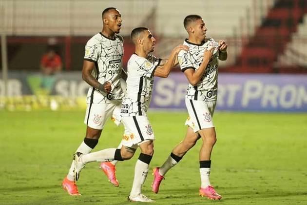 Corinthians: ganhou 3,76 milhões de reais por chegar até a terceira fase da Copa do Brasil