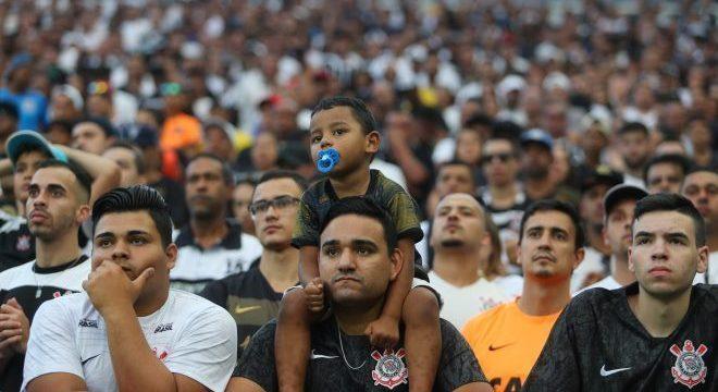 Corintiano ficou assustado com valor do ingresso para partida contra Flamengo