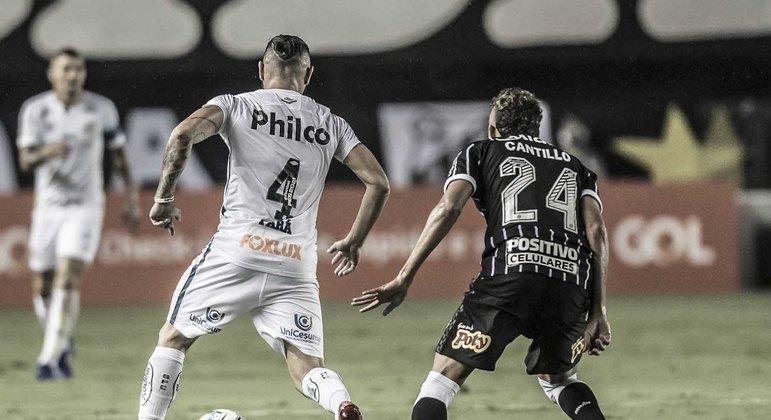 Santos e Corinthians vivem momento delicado em campo e nas finanças