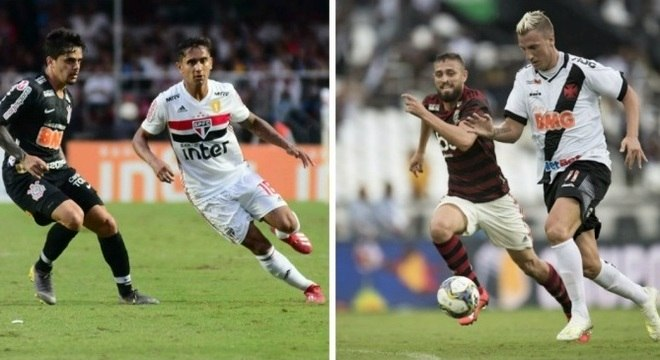 Corinthians x São Paulo está mais equilibrado em relação a Flamengo x Vasco
