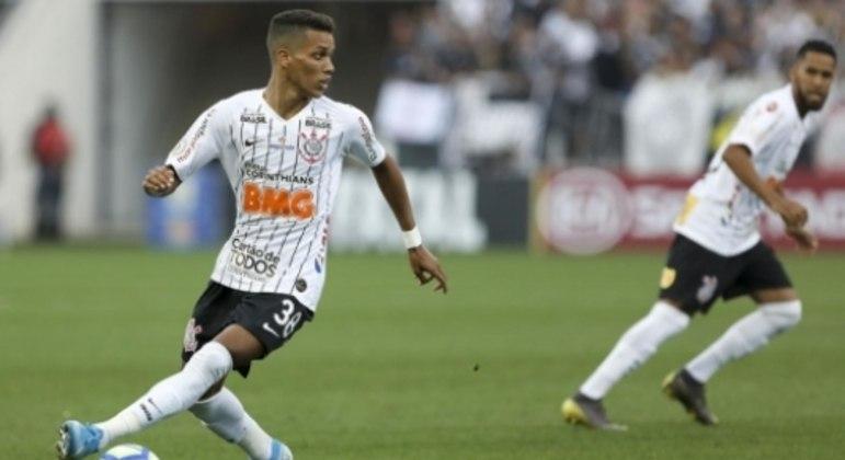 Pedrinho deixou o Corinthians após o Paulistão 2020