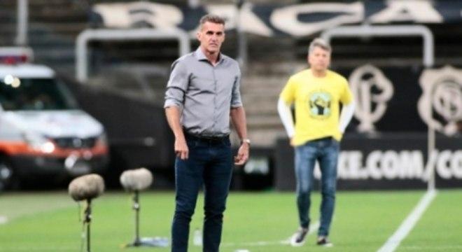 Corinthians x Grêmio  - Mancini