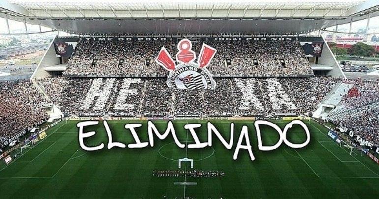 Corinthians x Internacional - Quarta rodada da Copa do Brasil de 2017 (20/04/2017). Mais uma disputa por pênaltis após empate por 0 a 0. Maycon, Marquinhos Gabriel e Guilherme Arana desperdiçaram as cobranças e o Colorado fez a festa na Arena