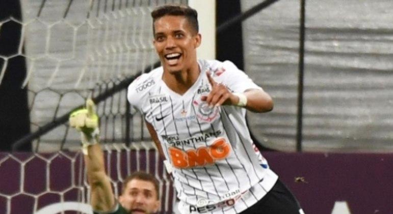 Corinthians x Montevideo Wanderers - Pedrinho