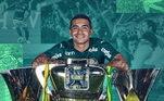 Desde de 2015 Dudu foi o homem do Palmeiras e principal jogador nas conquistas dos Brasileiros de 2016 e 2018. A partir desta quarta-feira, o time vai ter de encontrar uma forma de jogar sem a segurança e o bom futebol do atacante