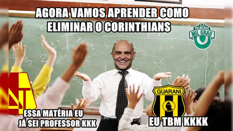 Corinthians x Palmeiras - Semifinal do Campeonato Paulista de 2015 (19/04/2015). Os rivais empataram por 2 a 2 no tempo normal e a decisão ficou para os pênaltis. Elias e Petros desperdiçaram as cobranças e o Verdão se classificou para a final