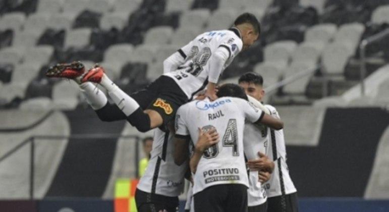 Corinthians x River Plate-PAR