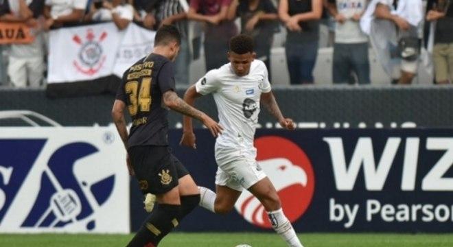 Corinthians x Santos