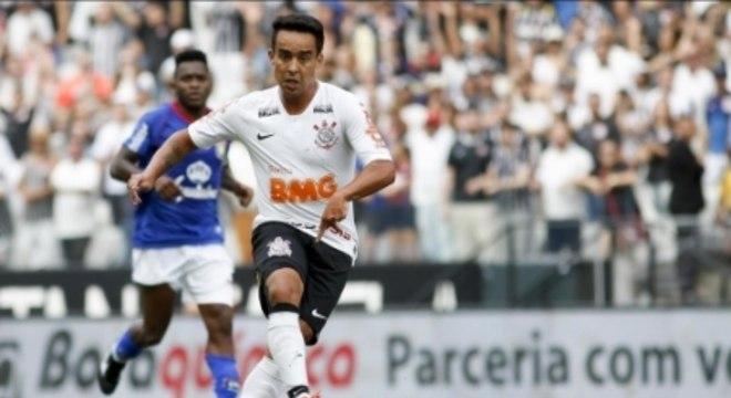 Corinthians x São Caetano - Jadson