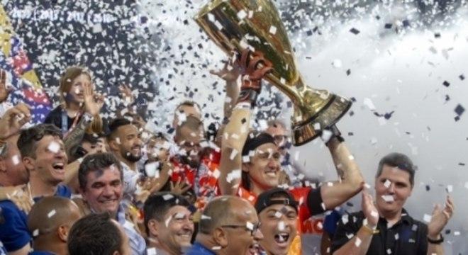 Arena já viu um título em 2019