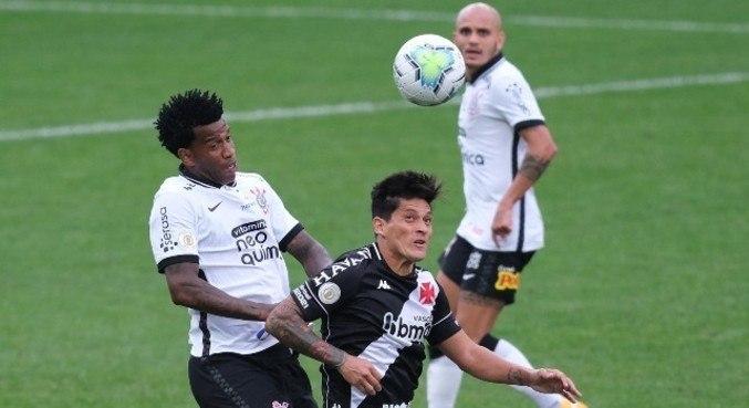 Empate deixa o Corinthians longe de vaga pela Libertadores