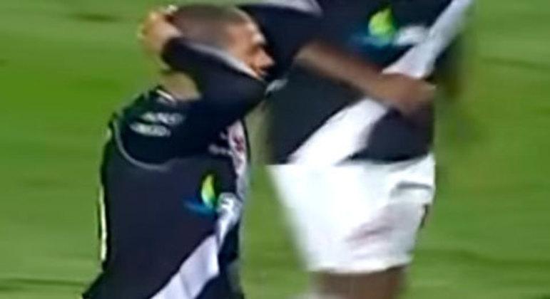 Corinthians x Vasco - Quartas de final 2012