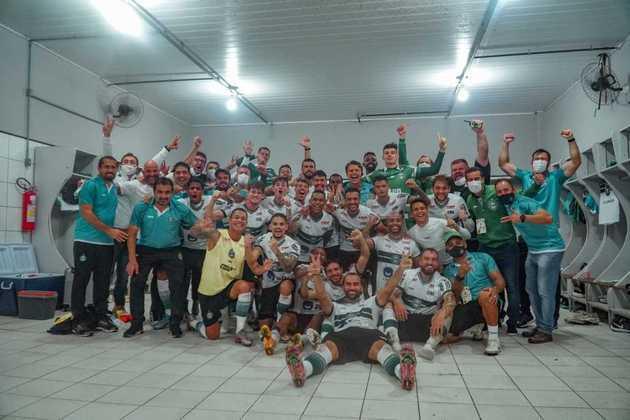 Coritiba - 05/06 (sábado) - 21h - Estádio Nilton Santos