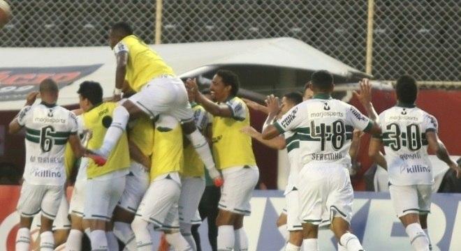 Campeão brasileiro em 1985, Coritiba está de volta à primeira divisão