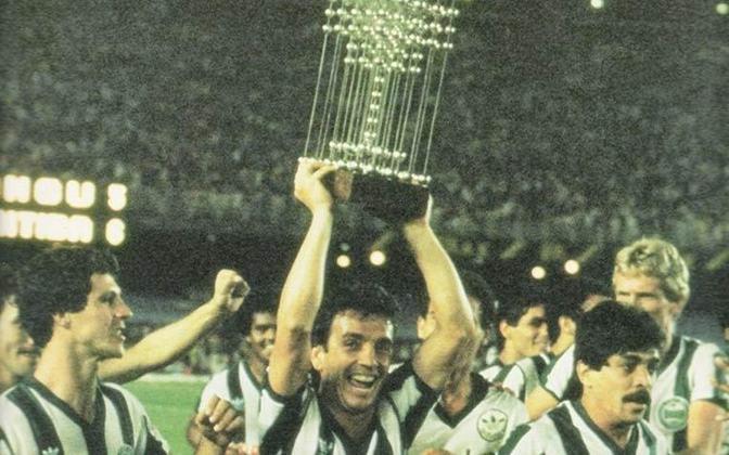 Coritiba - um título: 1985